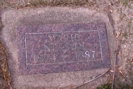 NELSON, MARIE - Cass County, North Dakota   MARIE NELSON - North Dakota Gravestone Photos