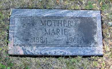 NELSON, MARIE - Cass County, North Dakota | MARIE NELSON - North Dakota Gravestone Photos