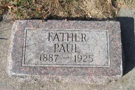 NELSON, PAUL - Cass County, North Dakota | PAUL NELSON - North Dakota Gravestone Photos
