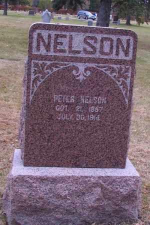 NELSON, PETER - Cass County, North Dakota | PETER NELSON - North Dakota Gravestone Photos