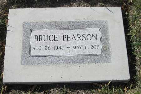 PEARSON, BRUCE - Cass County, North Dakota | BRUCE PEARSON - North Dakota Gravestone Photos