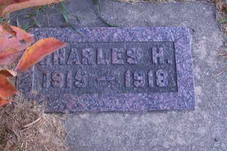 PEARSON, CHARLES H. - Cass County, North Dakota   CHARLES H. PEARSON - North Dakota Gravestone Photos