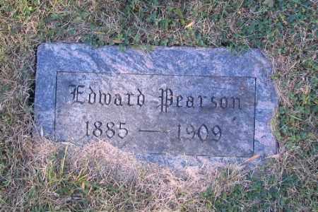 PEARSON, EDWARD - Cass County, North Dakota | EDWARD PEARSON - North Dakota Gravestone Photos