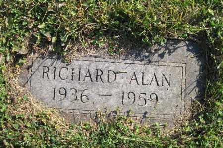 PEARSON, RICHARD ALAN - Cass County, North Dakota   RICHARD ALAN PEARSON - North Dakota Gravestone Photos
