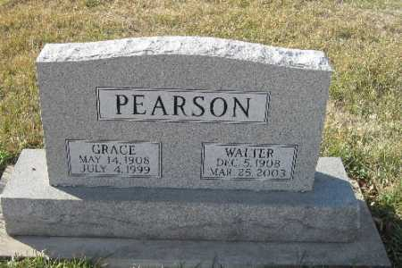 PEARSON, GRACE - Cass County, North Dakota | GRACE PEARSON - North Dakota Gravestone Photos