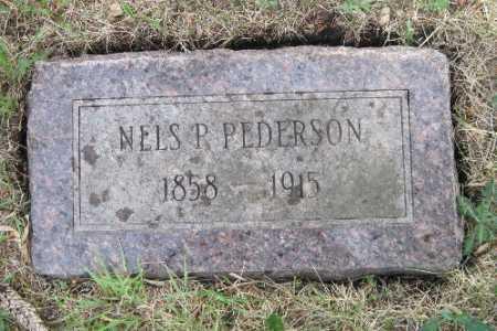 PEDERSON, NELS P. - Cass County, North Dakota | NELS P. PEDERSON - North Dakota Gravestone Photos