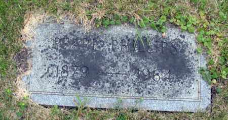 PHILLIPS, PEARL - Cass County, North Dakota | PEARL PHILLIPS - North Dakota Gravestone Photos