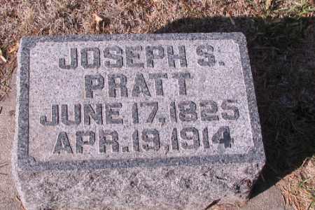PRATT, JOSEPH S. - Cass County, North Dakota | JOSEPH S. PRATT - North Dakota Gravestone Photos
