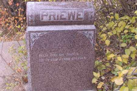 PRIEWE, FAMILY MARKER - Cass County, North Dakota | FAMILY MARKER PRIEWE - North Dakota Gravestone Photos
