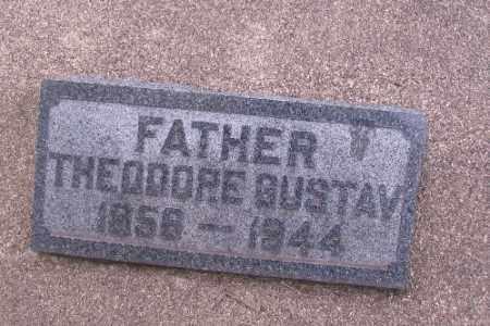 PRIEWE, THEODORE GUSTAV - Cass County, North Dakota | THEODORE GUSTAV PRIEWE - North Dakota Gravestone Photos