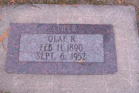 SATROM, OLAF R. - Cass County, North Dakota | OLAF R. SATROM - North Dakota Gravestone Photos