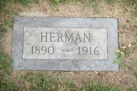 SCHOBINGER, HERMAN - Cass County, North Dakota | HERMAN SCHOBINGER - North Dakota Gravestone Photos