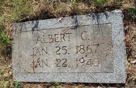 SCHROEDER, ALBERT C. - Cass County, North Dakota | ALBERT C. SCHROEDER - North Dakota Gravestone Photos