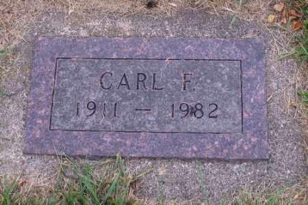SCHULTZ, CARL F. - Cass County, North Dakota | CARL F. SCHULTZ - North Dakota Gravestone Photos