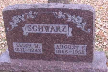 SCHWARZ, ELLEN M. - Cass County, North Dakota | ELLEN M. SCHWARZ - North Dakota Gravestone Photos