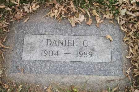 SCHWARZ, DANIEL C. - Cass County, North Dakota   DANIEL C. SCHWARZ - North Dakota Gravestone Photos