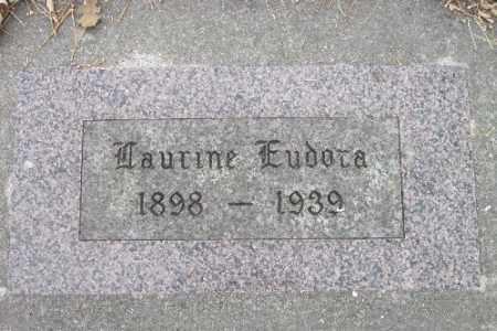 SCHWARZ, LAURINE EUDORA - Cass County, North Dakota | LAURINE EUDORA SCHWARZ - North Dakota Gravestone Photos