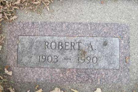 SCHWARZ, ROBERT A. - Cass County, North Dakota   ROBERT A. SCHWARZ - North Dakota Gravestone Photos