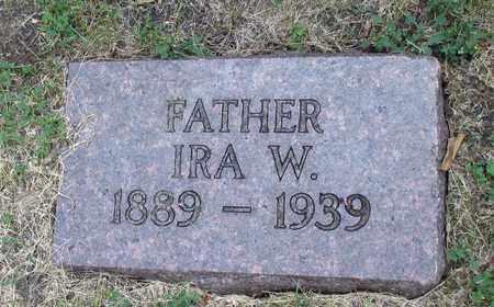 SLINGSBY, IRA W. - Cass County, North Dakota | IRA W. SLINGSBY - North Dakota Gravestone Photos