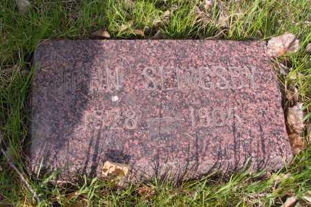 SLINGSBY, JOHN - Cass County, North Dakota | JOHN SLINGSBY - North Dakota Gravestone Photos