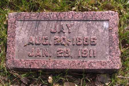SLINGSBY, JAY - Cass County, North Dakota | JAY SLINGSBY - North Dakota Gravestone Photos