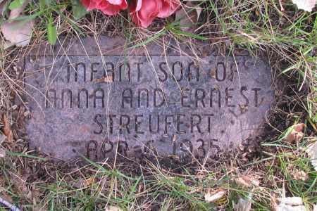 STREUFFERT, INFANT SON - Cass County, North Dakota | INFANT SON STREUFFERT - North Dakota Gravestone Photos