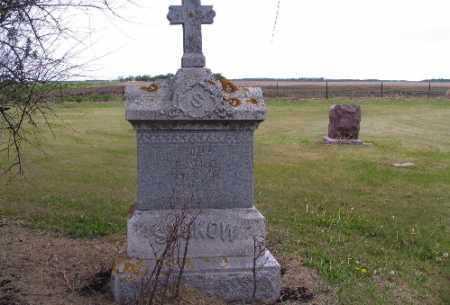 SUCHOW, MATILDA BLANCHARD - Cass County, North Dakota | MATILDA BLANCHARD SUCHOW - North Dakota Gravestone Photos