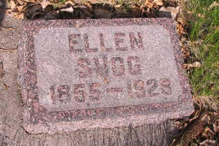 SUGG, ELLEN - Cass County, North Dakota | ELLEN SUGG - North Dakota Gravestone Photos