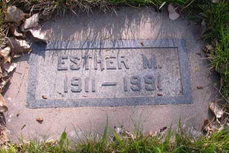 SULLIVAN, ESTHER M. - Cass County, North Dakota | ESTHER M. SULLIVAN - North Dakota Gravestone Photos