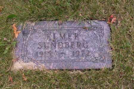SUNDBERG, ELMER - Cass County, North Dakota | ELMER SUNDBERG - North Dakota Gravestone Photos