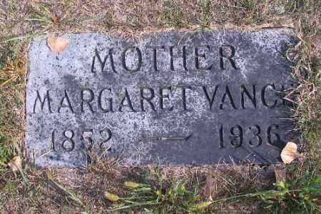 VANG, MARGARET - Cass County, North Dakota | MARGARET VANG - North Dakota Gravestone Photos
