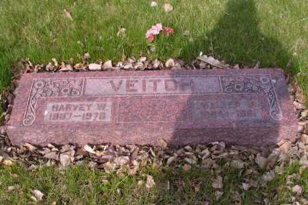 VEITCH, WALTER - Cass County, North Dakota   WALTER VEITCH - North Dakota Gravestone Photos