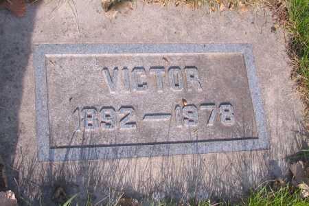 VEITCH, VICTOR - Cass County, North Dakota | VICTOR VEITCH - North Dakota Gravestone Photos
