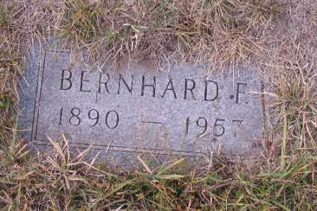 VIESTENZ, BERNHARD F. - Cass County, North Dakota | BERNHARD F. VIESTENZ - North Dakota Gravestone Photos