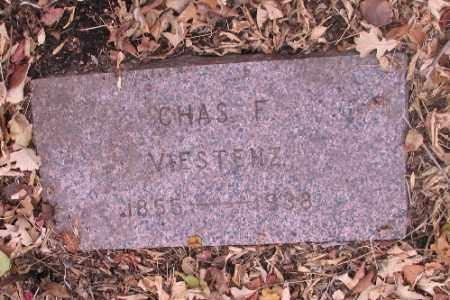 VIESTENZ, CHAS F. - Cass County, North Dakota | CHAS F. VIESTENZ - North Dakota Gravestone Photos