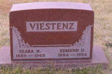VIESTENZ, EDMUND H. - Cass County, North Dakota | EDMUND H. VIESTENZ - North Dakota Gravestone Photos