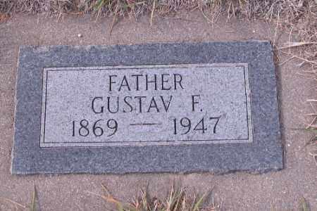 VIESTENZ, GUSTAV F. - Cass County, North Dakota | GUSTAV F. VIESTENZ - North Dakota Gravestone Photos