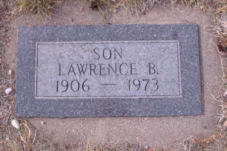 VIESTENZ, LAWRENCE B. - Cass County, North Dakota   LAWRENCE B. VIESTENZ - North Dakota Gravestone Photos