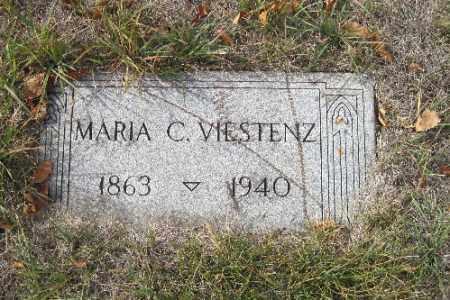 VIESTENZ, MARIA C. - Cass County, North Dakota | MARIA C. VIESTENZ - North Dakota Gravestone Photos
