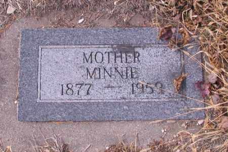 VIESTENZ, MINNIE - Cass County, North Dakota | MINNIE VIESTENZ - North Dakota Gravestone Photos