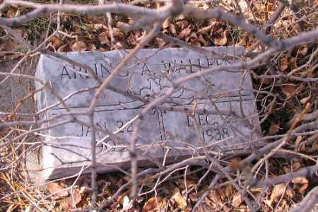 WALLEEM, ARLINE A. - Cass County, North Dakota   ARLINE A. WALLEEM - North Dakota Gravestone Photos