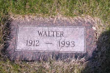 WEGNER, WALTER - Cass County, North Dakota | WALTER WEGNER - North Dakota Gravestone Photos
