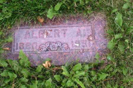 ZIERKE, ALBERT A. - Cass County, North Dakota | ALBERT A. ZIERKE - North Dakota Gravestone Photos