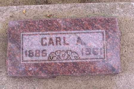 ZIERKE, CARL A. - Cass County, North Dakota   CARL A. ZIERKE - North Dakota Gravestone Photos
