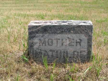 BARTEL 280, MATHILDE - Dickey County, North Dakota | MATHILDE BARTEL 280 - North Dakota Gravestone Photos