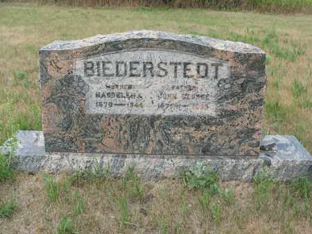 BIEDERSTEDT 311, JOHN GEORGE - Dickey County, North Dakota | JOHN GEORGE BIEDERSTEDT 311 - North Dakota Gravestone Photos