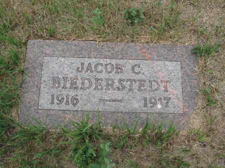 BIEDERSTEDT 314, JACOB C. - Dickey County, North Dakota | JACOB C. BIEDERSTEDT 314 - North Dakota Gravestone Photos
