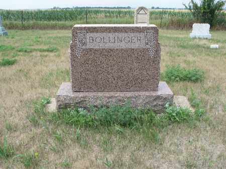 BOLLINGER 289, FAMILY (LUDWIG) MARKER - Dickey County, North Dakota | FAMILY (LUDWIG) MARKER BOLLINGER 289 - North Dakota Gravestone Photos
