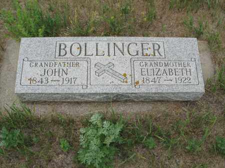 HEHR BOLLINGER 309, ELIZABETH - Dickey County, North Dakota | ELIZABETH HEHR BOLLINGER 309 - North Dakota Gravestone Photos