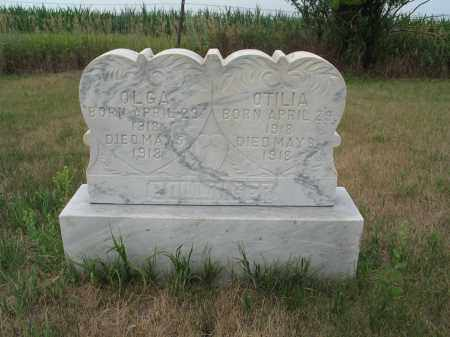 BOLLINGER 312, OTILIA - Dickey County, North Dakota | OTILIA BOLLINGER 312 - North Dakota Gravestone Photos